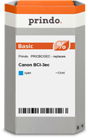 ink cartridge Prindo PRICBCI3EC