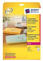AVERY Zweckform adress labels