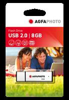 USB 2.0 Stick 8 GB Agfa Photo 10512