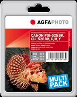 multipack Agfa Photo APCCLI526SETD