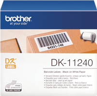 labels Brother DK-11240
