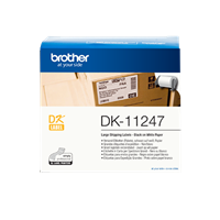 labels Brother DK-11247