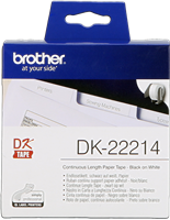 labels Brother DK-22214