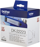 labels Brother DK-22223