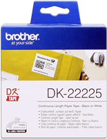 labels Brother DK-22225