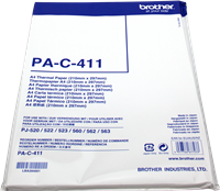 Thermal paper Brother PA-C-411