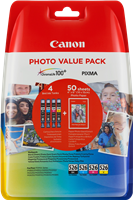 value pack Canon CLI-526 Photo Value Pack