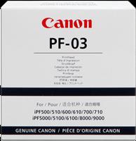 printhead Canon PF-03