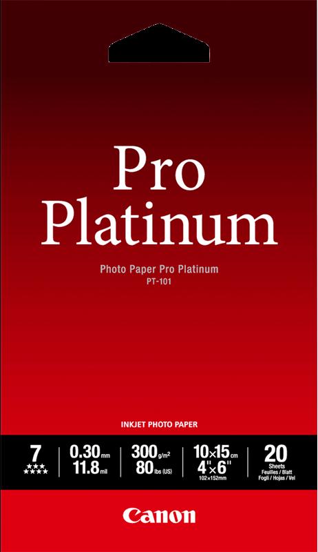Photo paper Canon 2768B013