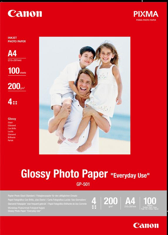 Photo paper Canon GP-501 A4