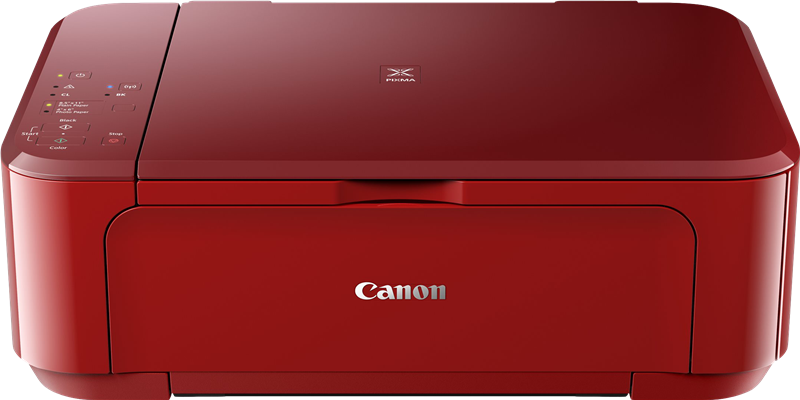 Multifunction Device Canon PIXMA MG3650 rot