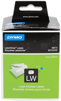 labels DYMO S0722400