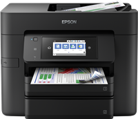 Multifunction Printers Epson WorkForce Pro WF-4740DTWF