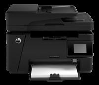 Multifunction Device HP LaserJet Pro MFP M127fw