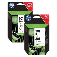multipack HP 301 Promo-Pack