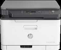 Multifunction Printer HP Color Laser MFP 178nwg