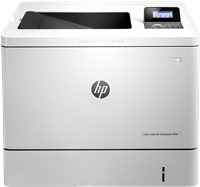 Color Laser Printers HP Color LaserJet Enterprise M553n