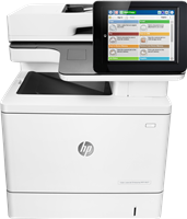 Multifunction Printer HP Color LaserJet Enterprise M577dn MFP