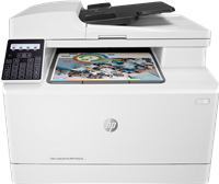 Multifunction Printers HP Color LaserJet Pro MFP M181fw