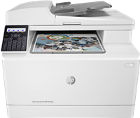 Multifunction Printer HP Color LaserJet Pro MFP M183fw