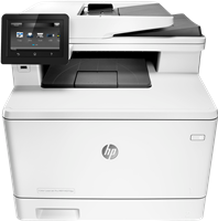 Multifunction Device HP Color LaserJet Pro MFP M377dw