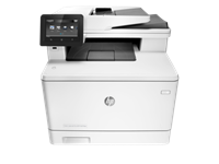 Multifunction Device HP Color LaserJet Pro MFP M477fdw