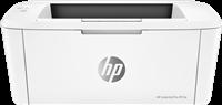 Black and White laser printer HP LaserJet Pro M15a