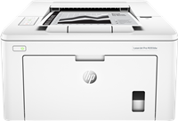 S/W Laser Printer HP LaserJet Pro M203dw