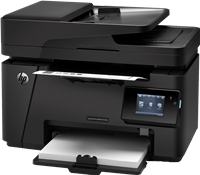 Multifunction Device HP LaserJet Pro MFP M127fw
