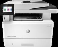 Multifunction Printer HP LaserJet Pro MFP M428fdw
