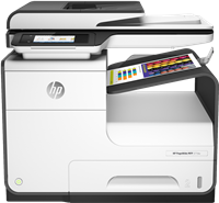 Multifunction Device HP PageWide MFP 377dw