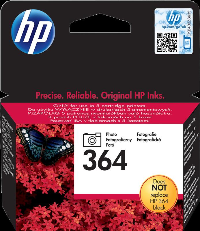 ink cartridge HP 364