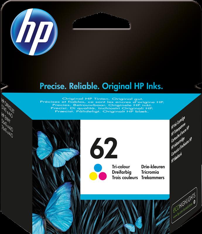 ink cartridge HP 62
