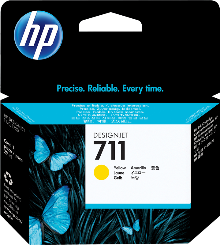 ink cartridge HP 711