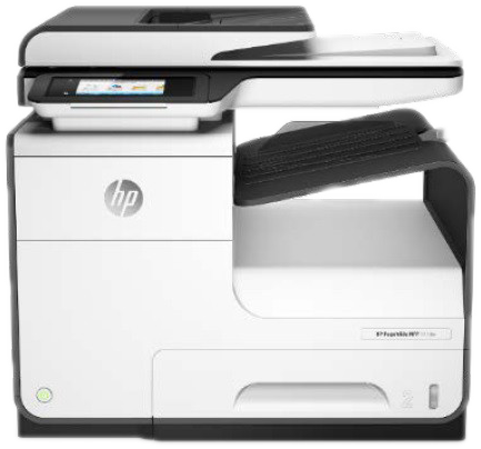 Multifunction Device HP PageWide Pro 477dw