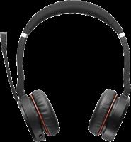 Jabra Evolve 75 MS Wireless Stereo On-Ear Headset