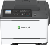 Color Laser Printer Lexmark C2535dw