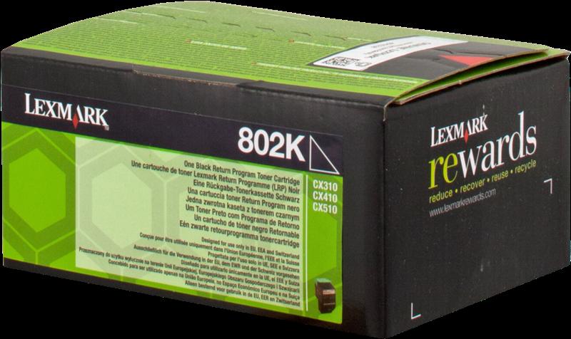 toner Lexmark 80C20K0