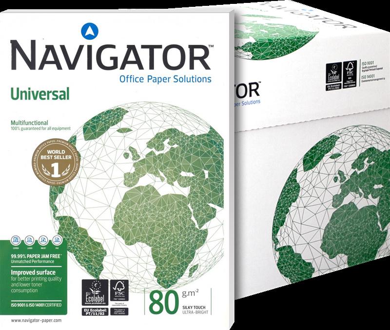 Multifunctional paper NAVIGATOR 8247A80S