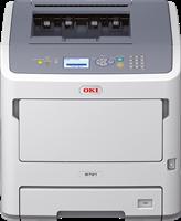 Laser Printer Black and White  OKI B721dn