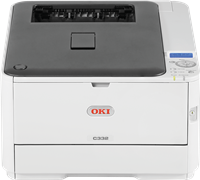 Color laser printer OKI C332dn