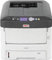 Color Laser Printers OKI C712dn