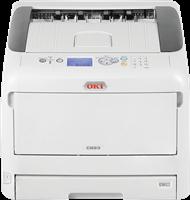 Color Laser Printers OKI C823dn