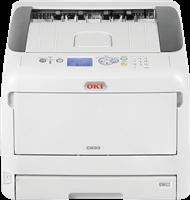 Color Laser Printers OKI C833n