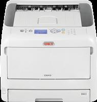 Color Laser Printers OKI C843dn