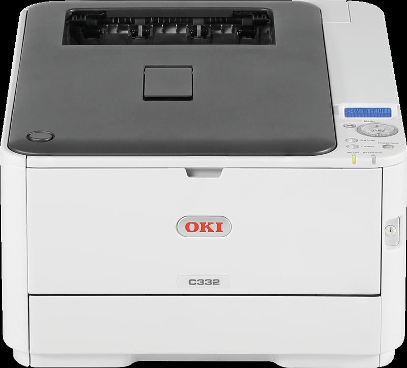 Color laser printer OKI C332dn