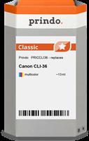 ink cartridge Prindo PRICCLI36