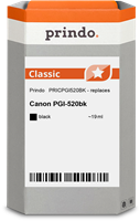 ink cartridge Prindo PRICPGI520BK
