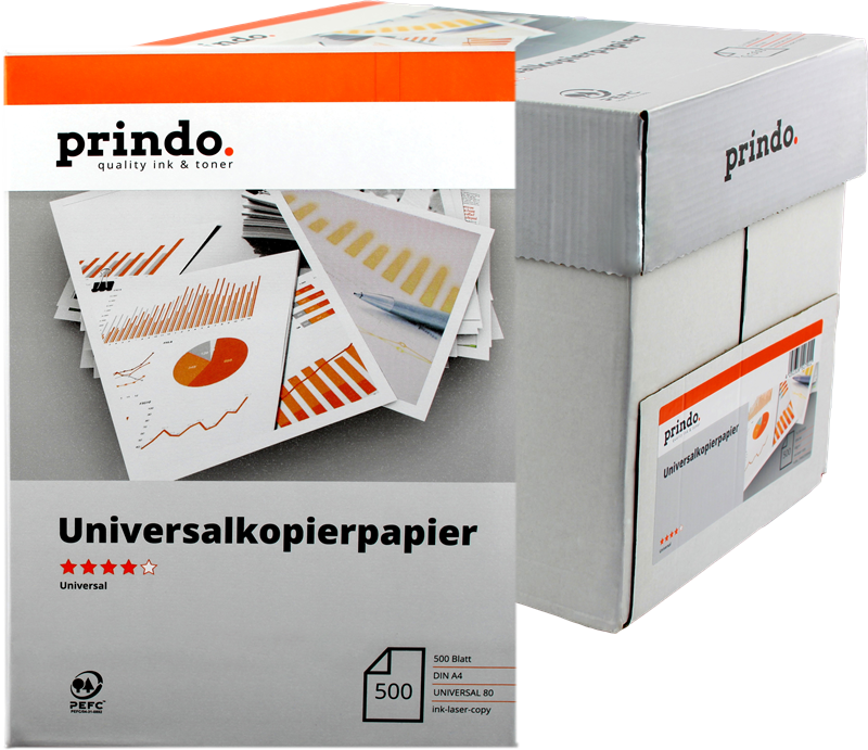 Multifunction paper Prindo PR802500A4U