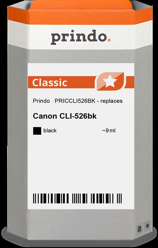 ink cartridge Prindo PRICCLI526BK